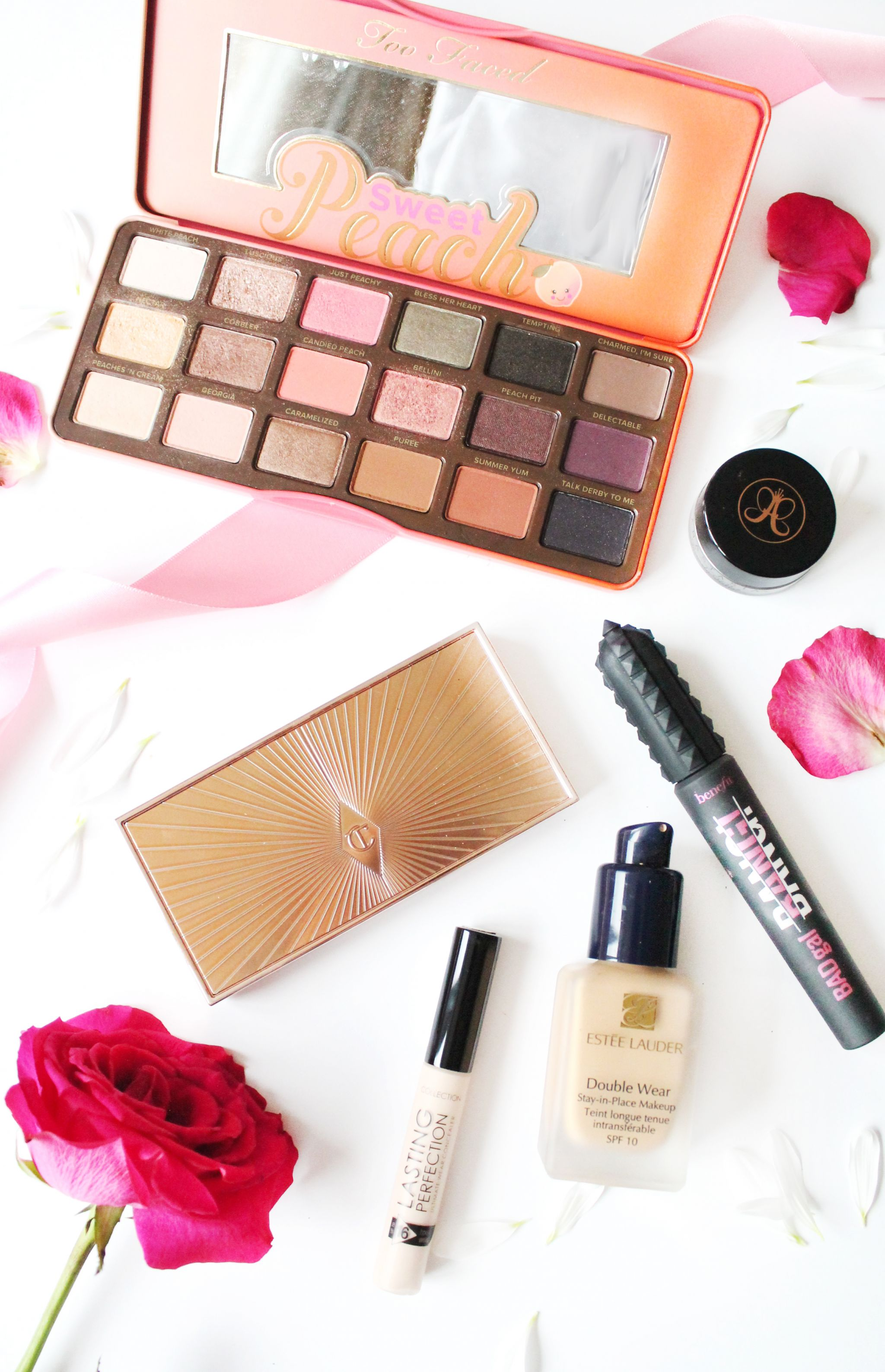 makeup, toofaced, everyday makeup,