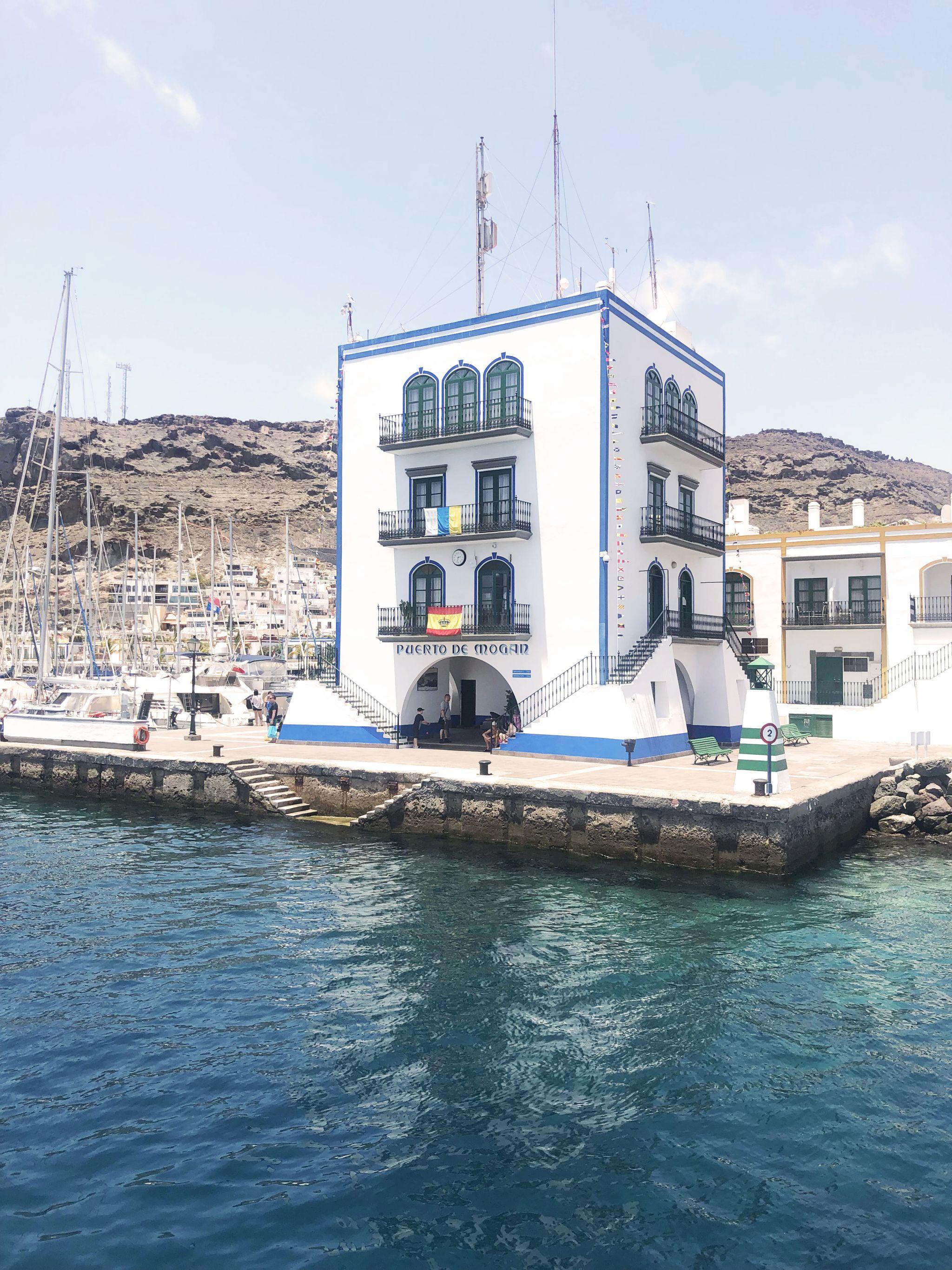 puerto de Mogán, gran canaria,
