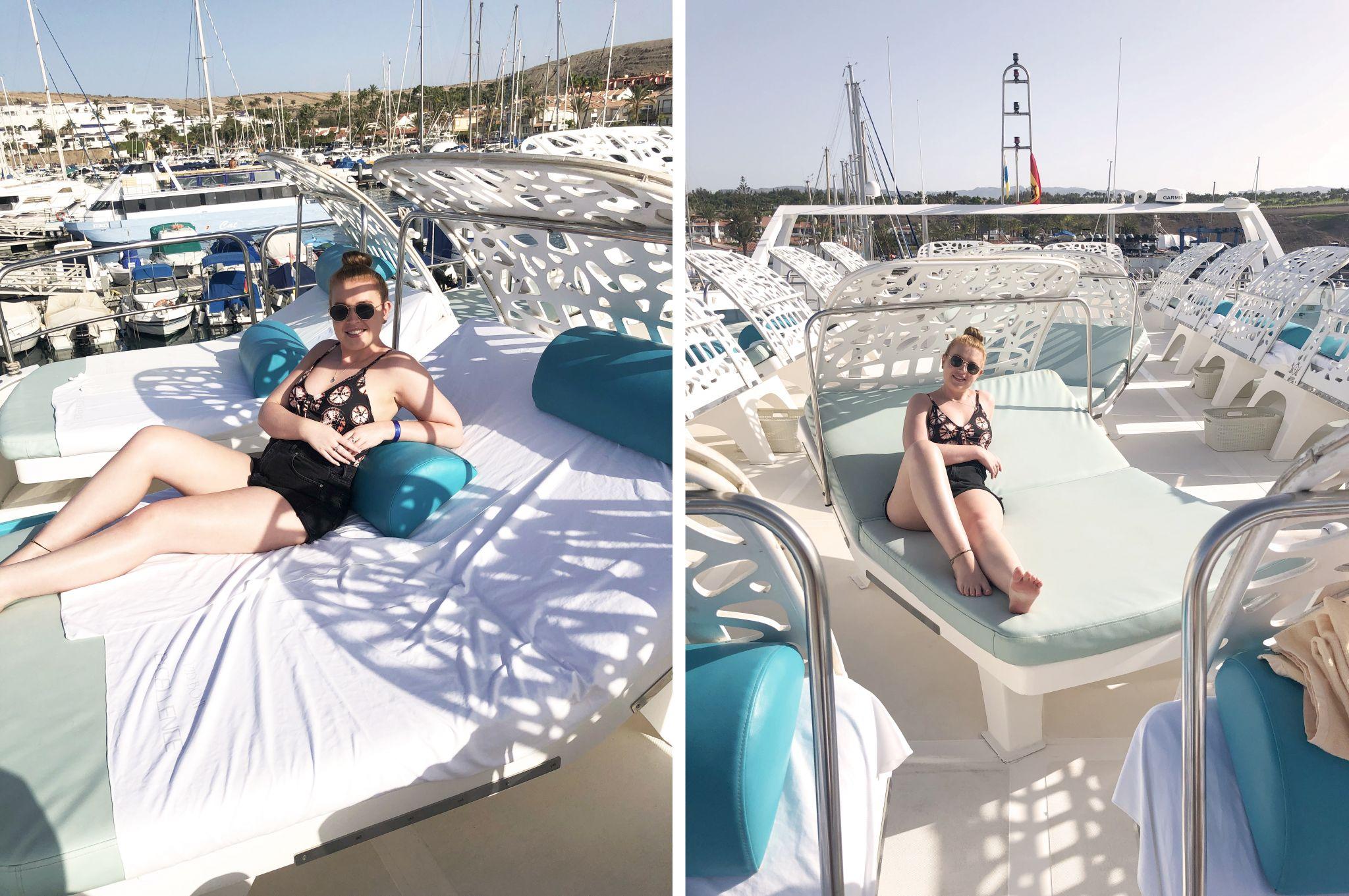gran canaria, boat trip,