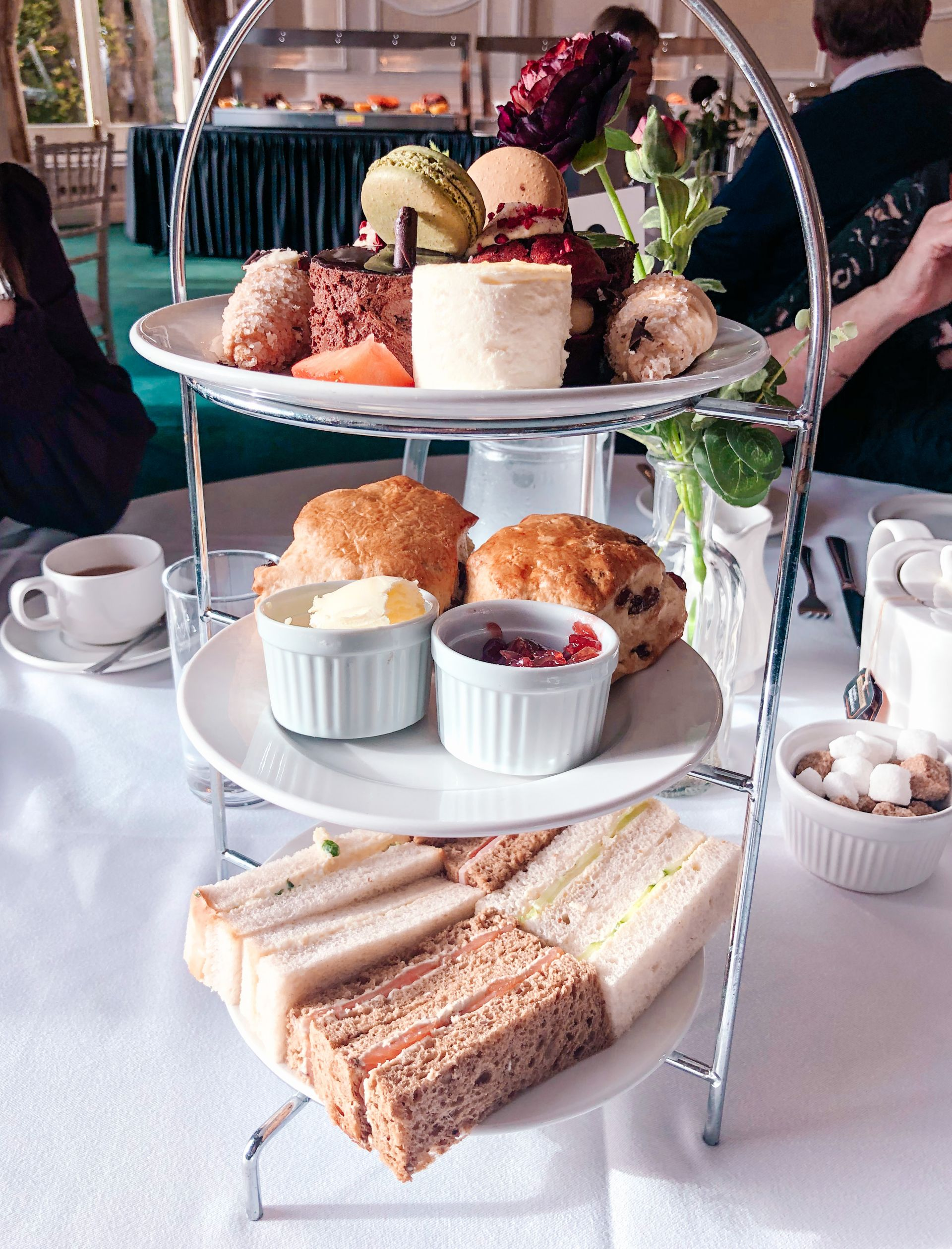 afternoon tea, worcester, west midlands,