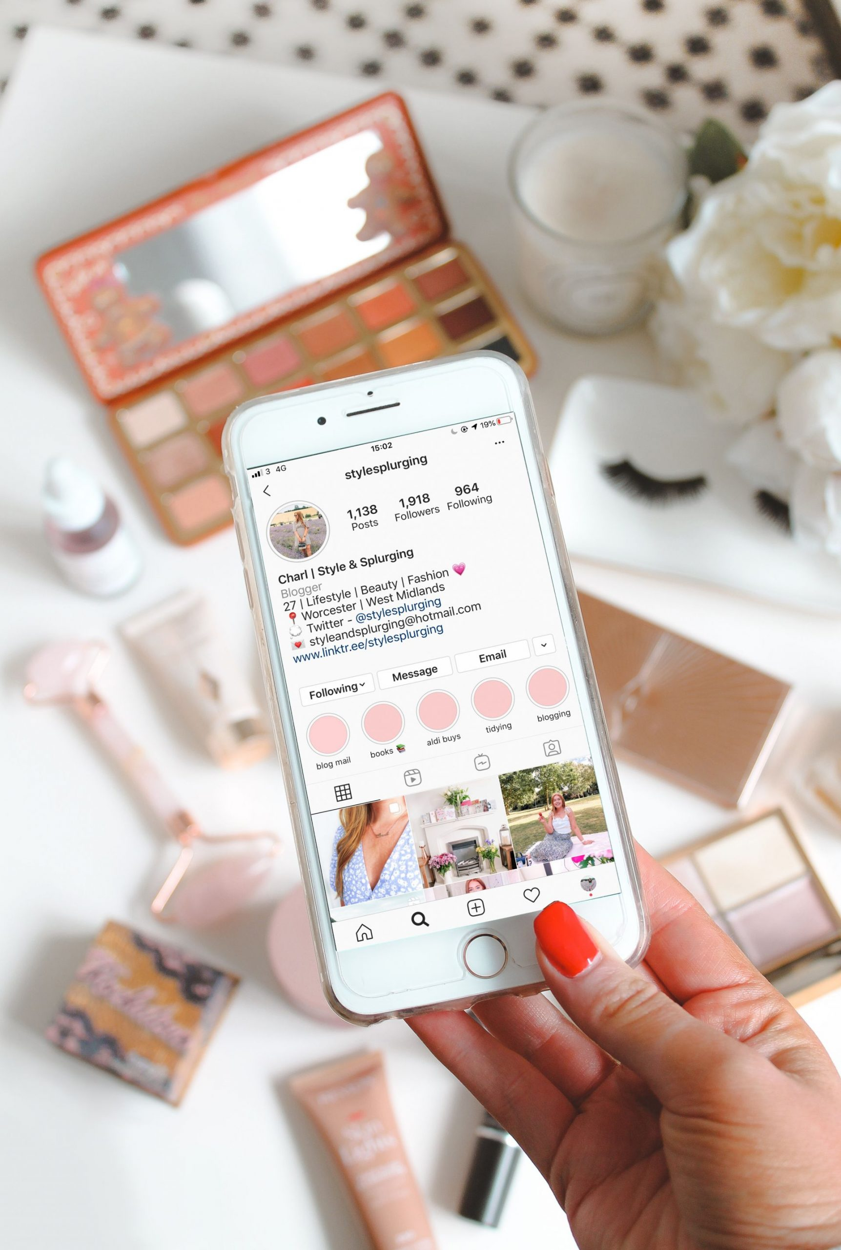 Ultimate Instagram Beauty Hashtags
