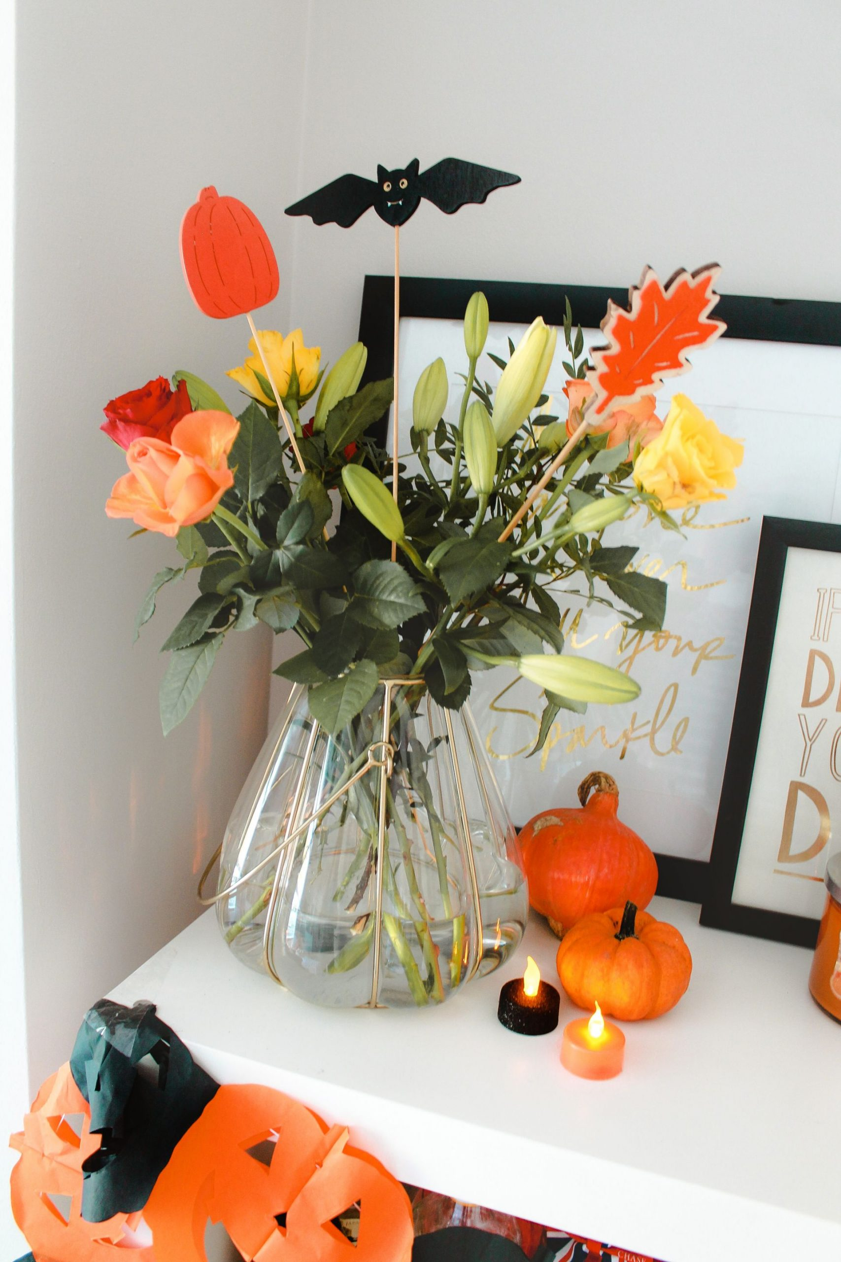 Adding Simple Autumnal Touches to Your Home