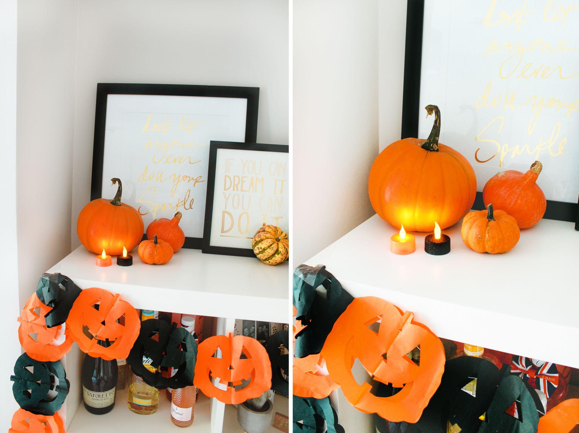pumpkins, autumn decor,