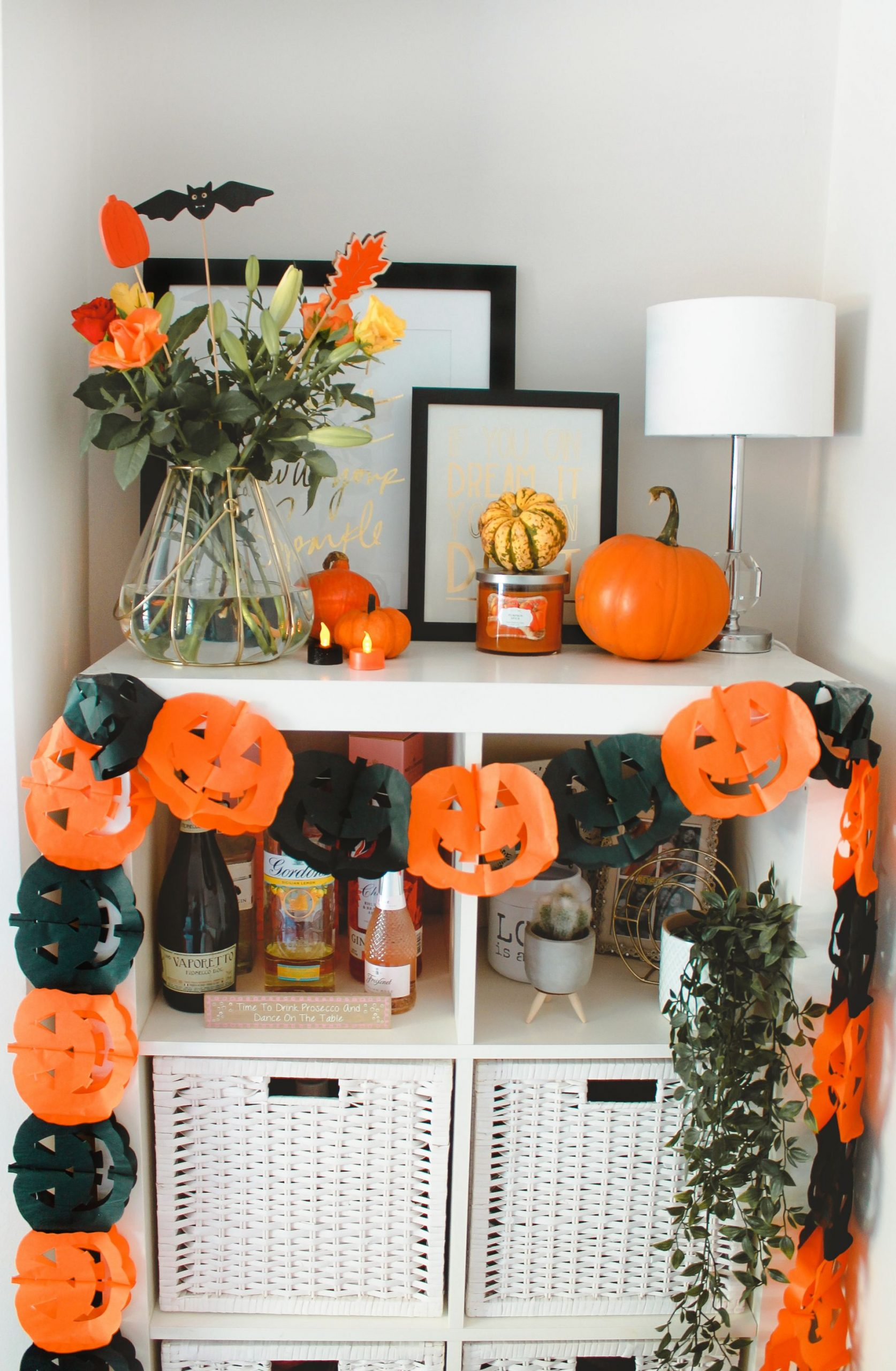 Adding Simple Autumnal Touches to Your Home, autumn decor,